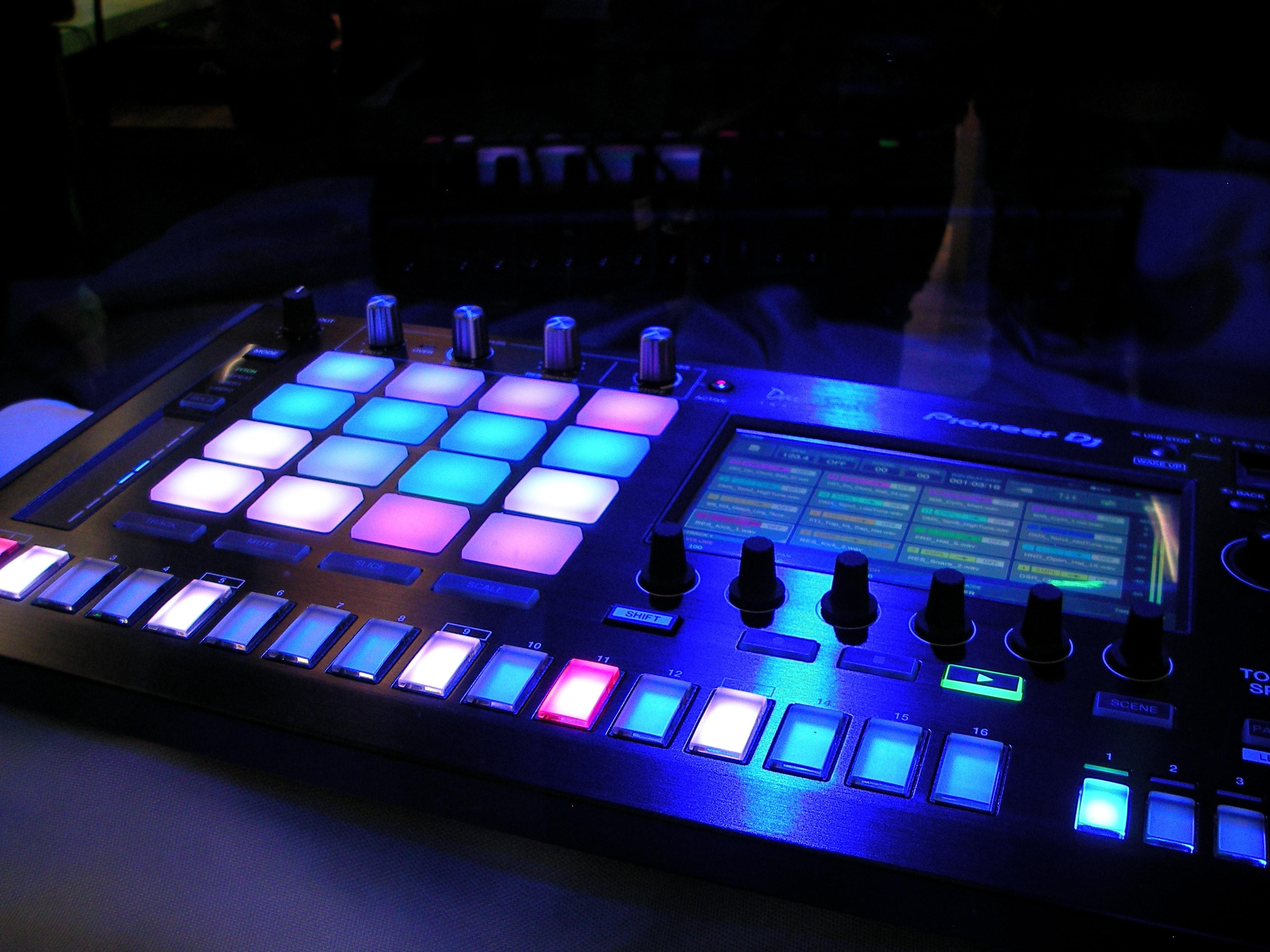 Musik på nattklubb